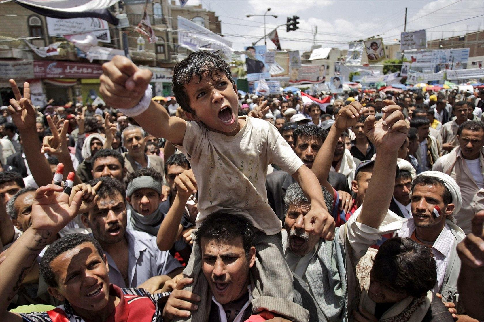 Hani Mohammed / AP Photo